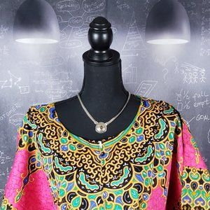 Dashiki Caftan Women's Dress